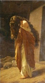 Mary Magdalene, Ciseri,_Antonio_1864 Public domain