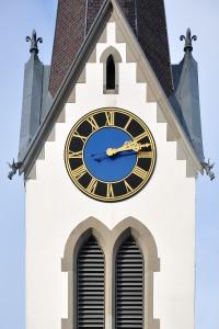 church clock public domain