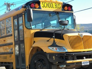 school-bus-public domain