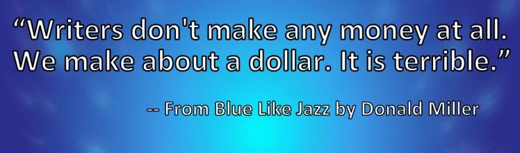 blue like jazz writers quote meme
