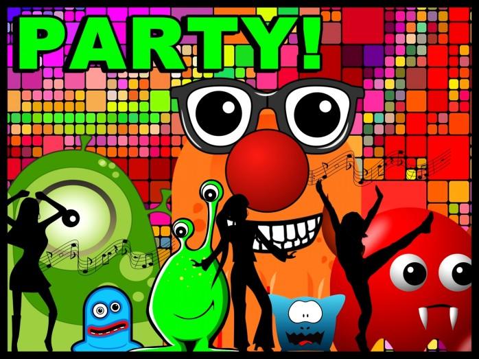 Party background 805 from publicdomainpicturesdotnet