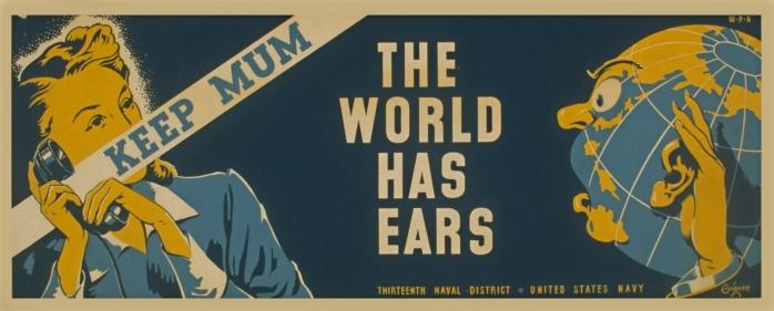 vintage-keep-mum-poster