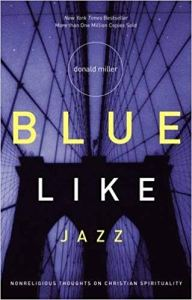 Blue Like Jazz book image