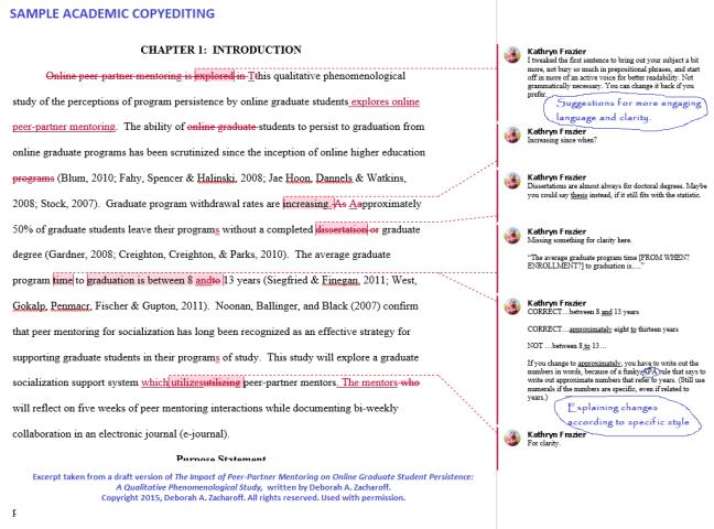 Sample Edit-Academic APA